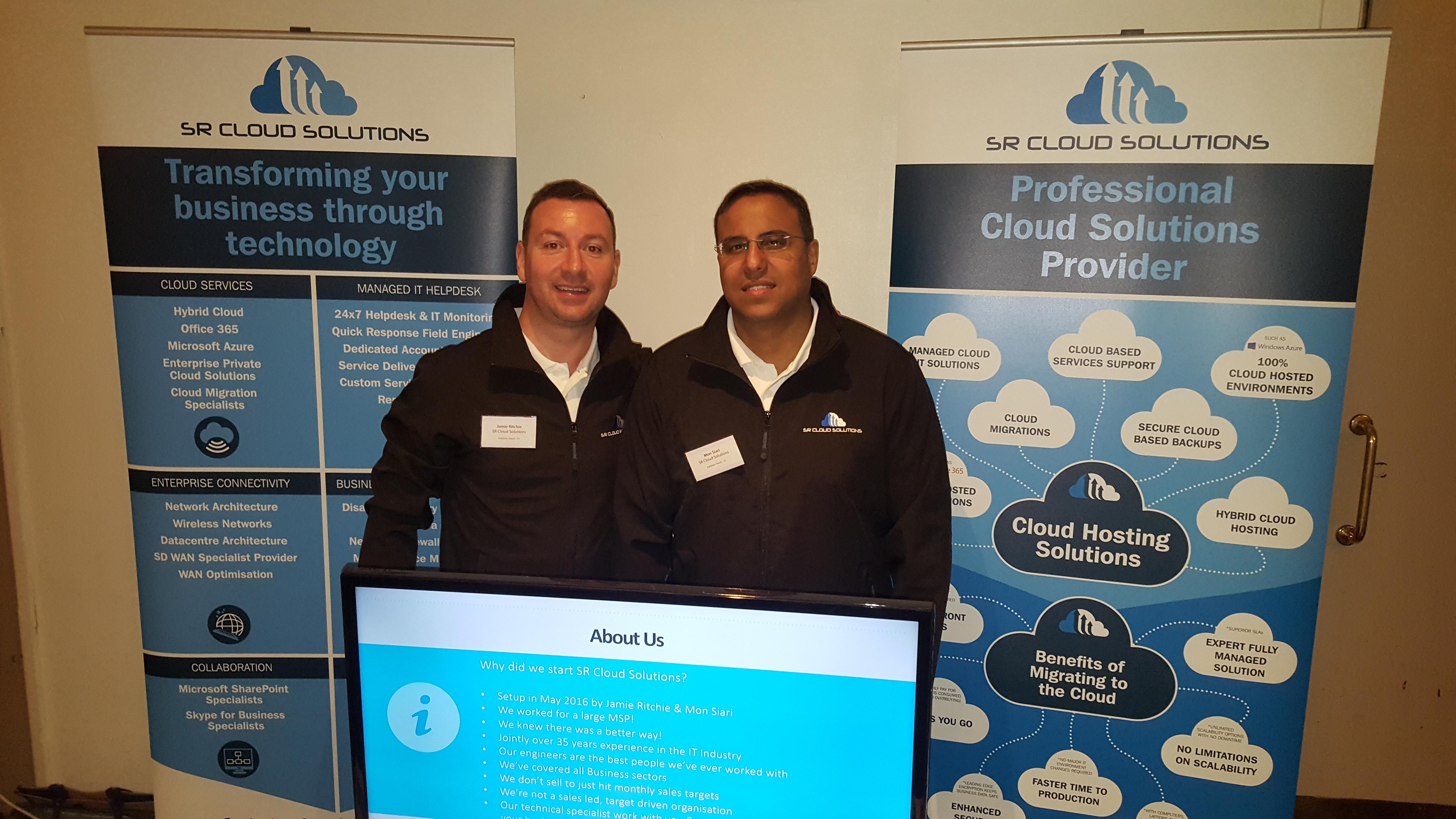 SR Cloud Solutions Ltd