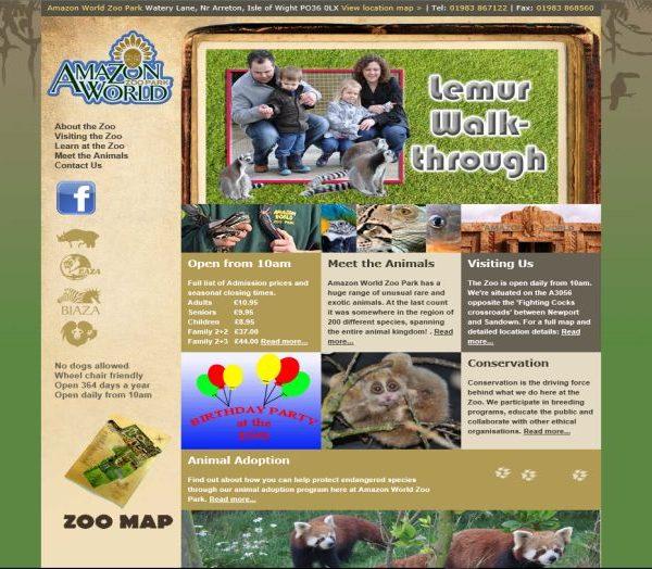 Amazon World Zoo Park