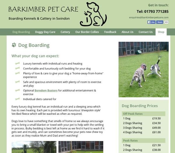Barkimber Pet Care