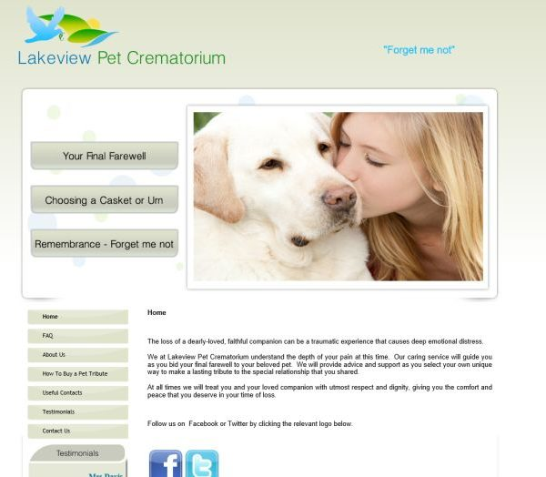Lakeview Pet Crematorium