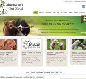 Maccabee's Pet Hotel