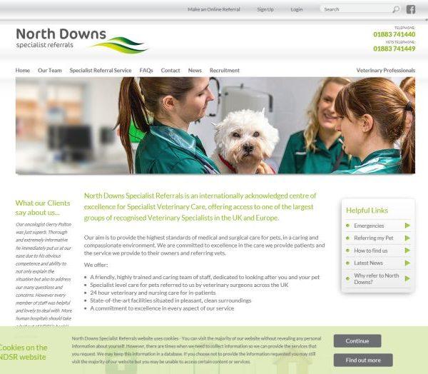 North Downs Specialist veterinary Referrals