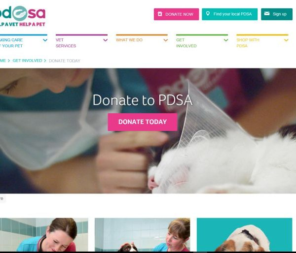 PDSA Animal Charity