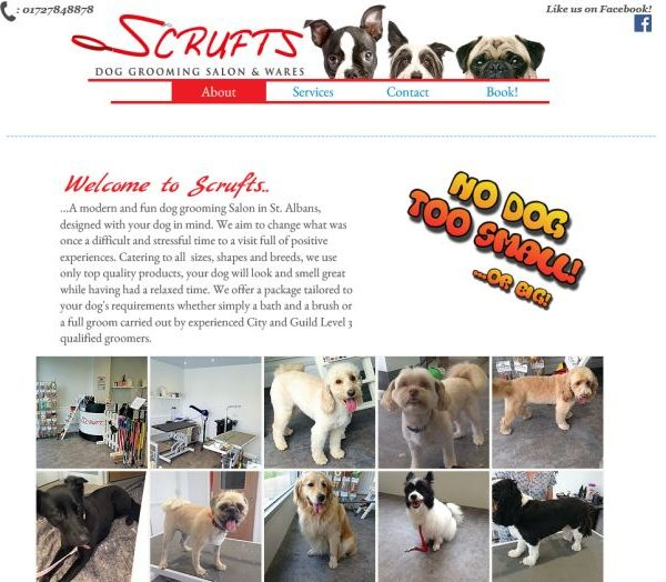 Scrufts Grooming St Albans