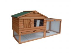 Outdoor Rabbit Pen  240x180 - Caring for your Rabbit